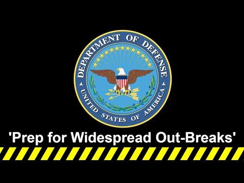 U.S. NORTHCOM Initiates Pandemic Plan