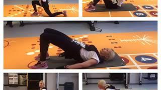 Отличная тренировка на все тело.