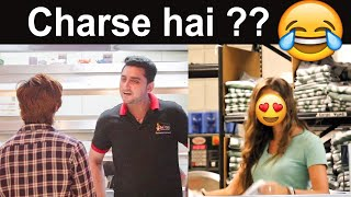 Disturbing Brand Workers Prank in Pakistan | Very Funny