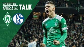 Milot Rashica nach zwei Toren im WerderStrom-Talk | Werder Bremen - Schalke 04 (4:2)