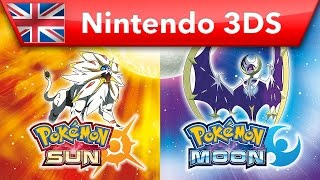 Pokémon Sun & Pokémon Moon - Launch Trailer (Nintendo 3DS)