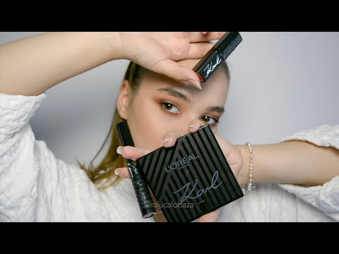Beauty In 1 MINUTE | L'Oreal Paris X Karl Lagerfeld Collection Quick Tutorial