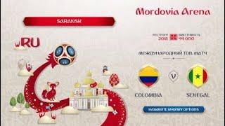Колумбия Сенегал прогнозы на матч и ставки на спорт