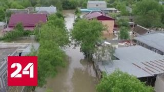 Пострадавшие от паводка на Ставрополье получат матпомощь