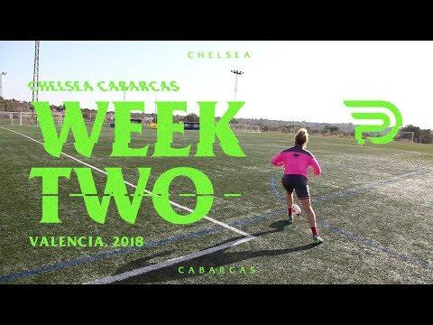 Women Steal The Spotlight -- Chelsea Cabarcas -- Week 2