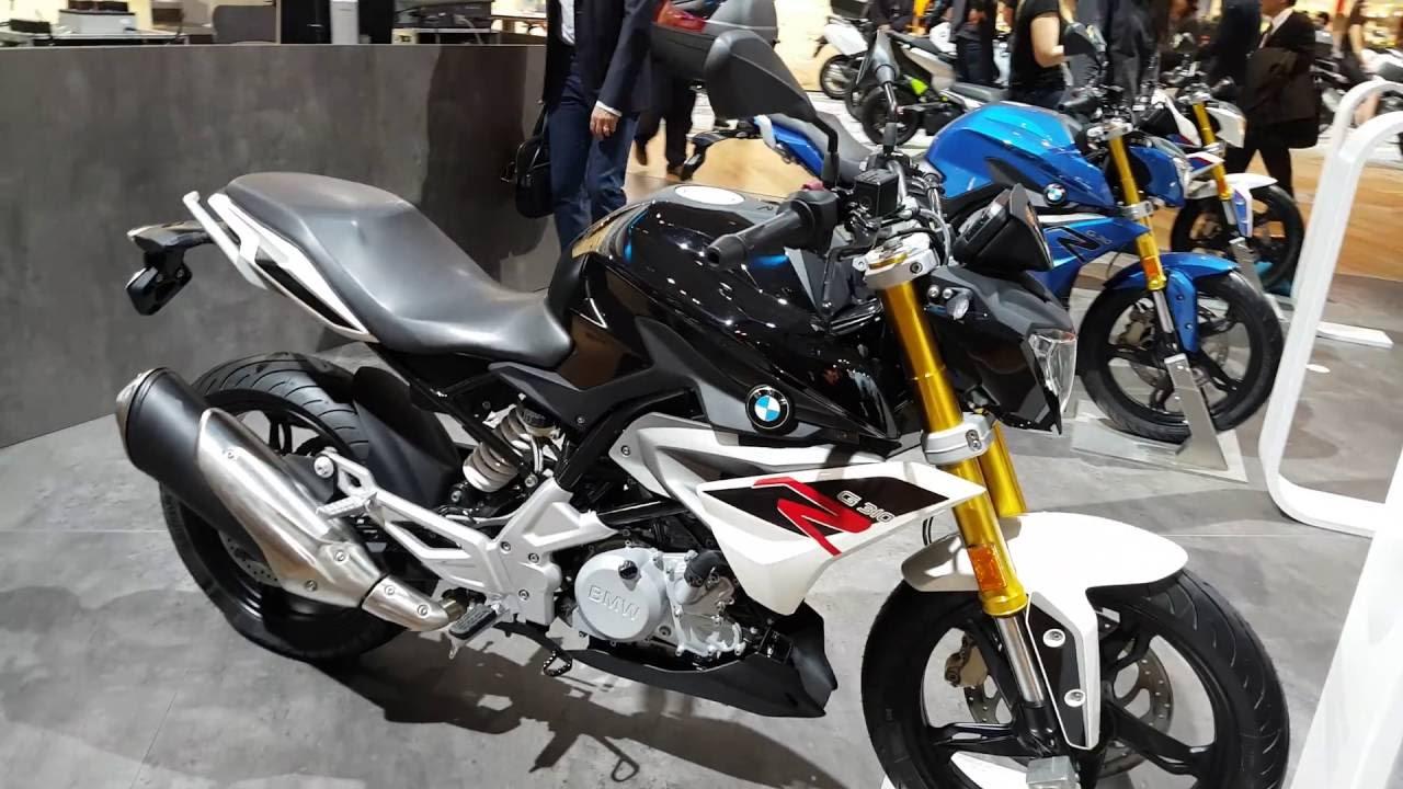 BMW G 310 R On Display At EICMA 2016