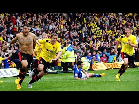 When Watford Did The UNTHINKABLE Against Leicester City In 2013
