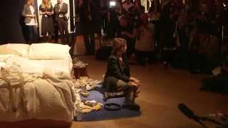 Tracey Emin RA talks about