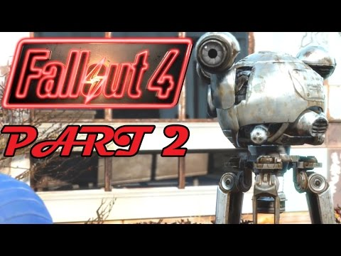[2] Fallout 4 - You Can't Go Home Again - Let's Play! Gameplay Walkthrough (PC)