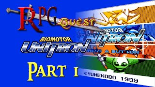 RPG Quest #203: BioMotor Unitron (NGPC) Part 1
