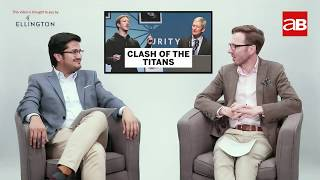 Марк Цукерберг против Тима Кука