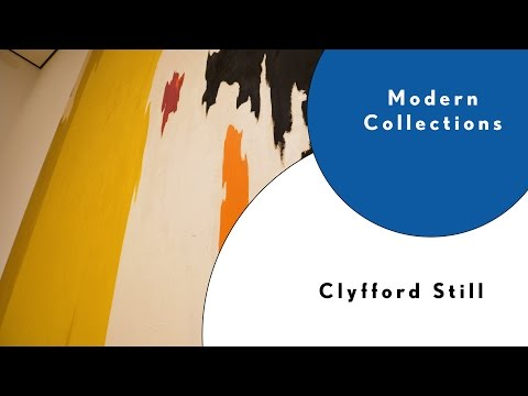 Modern Collections - Clyfford Still, 1956-J No.1, Untitled, 1956