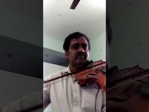 Dhooraththil naan kanda un mugam - Gowri Manohari ragam
