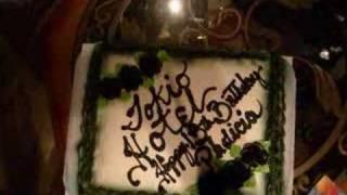 My Awesome Birthday Cake!!! Resimi