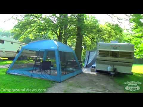 Hillcrest Event Center Campground Orion Illinois IL - CampgroundViews.com
