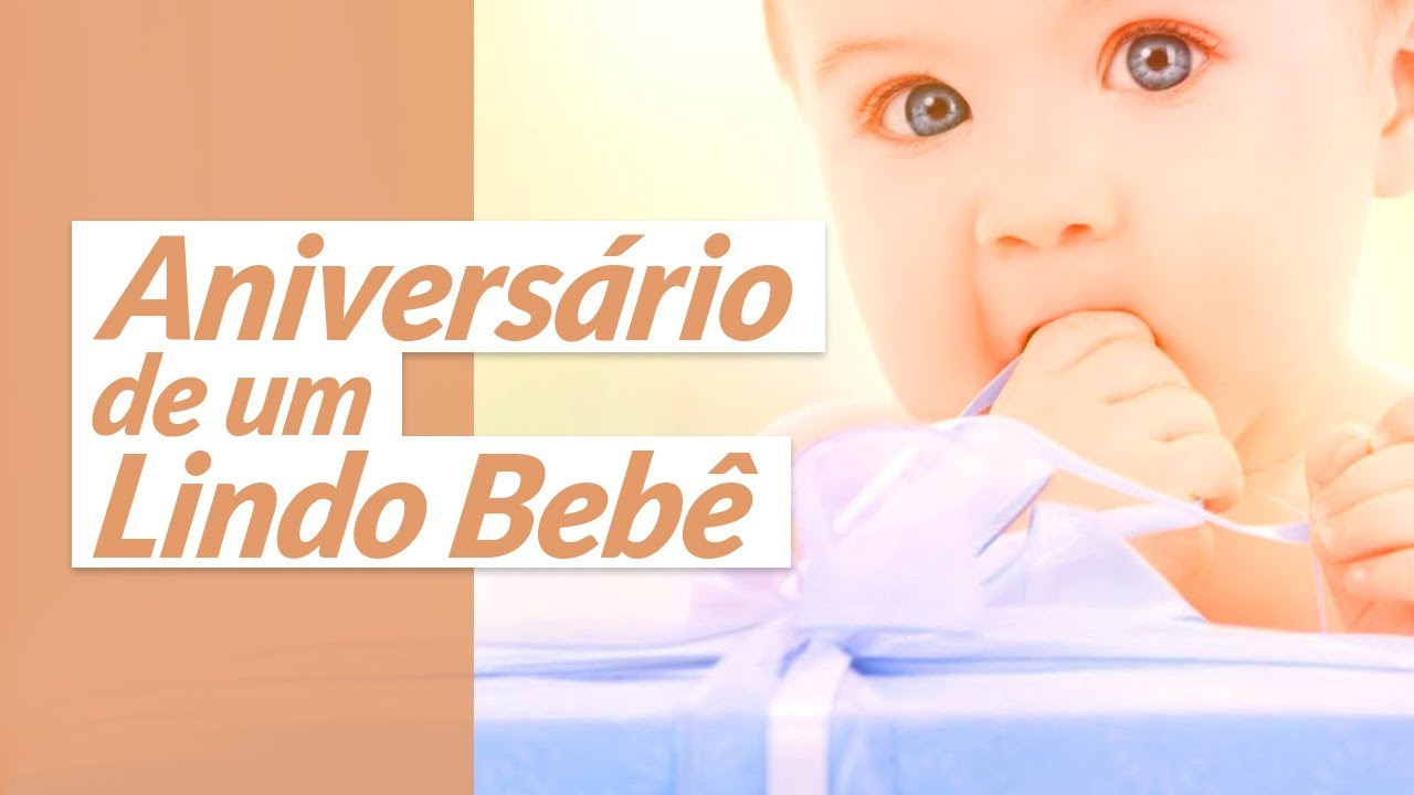 Mensagens De Aniversário Para Bebê Mensagens De Aniversário