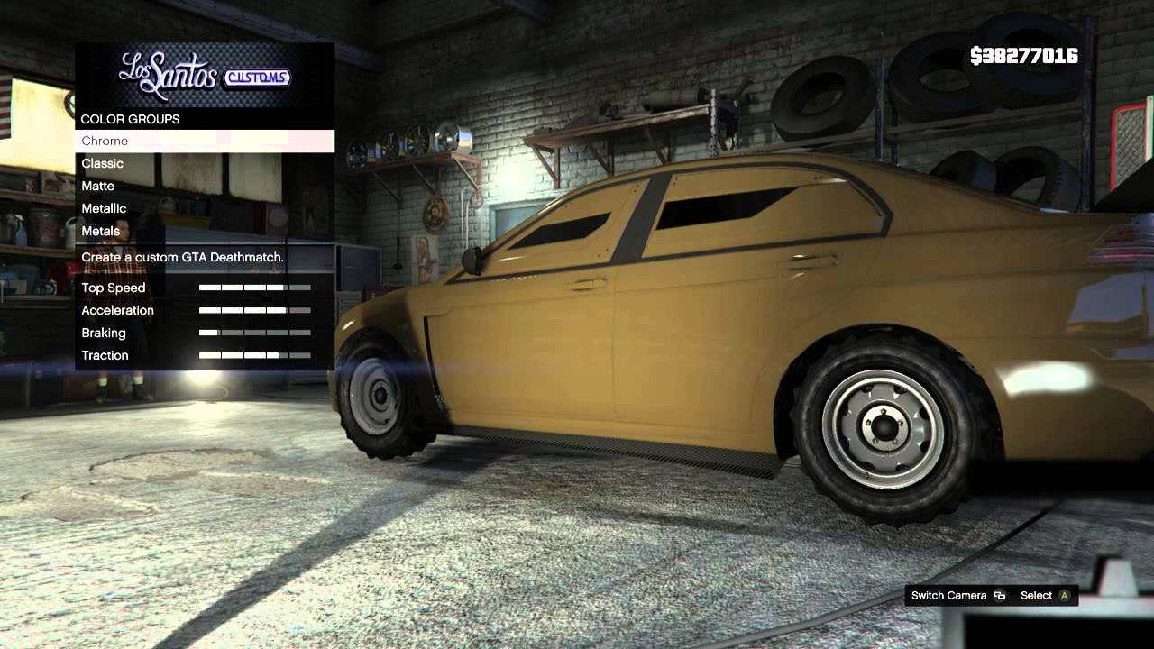 best car in gta 5 story mode