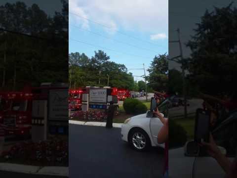Fire In Georgia Clarkston
