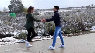 Sokkie in die sneeu (Adam - Droomland)