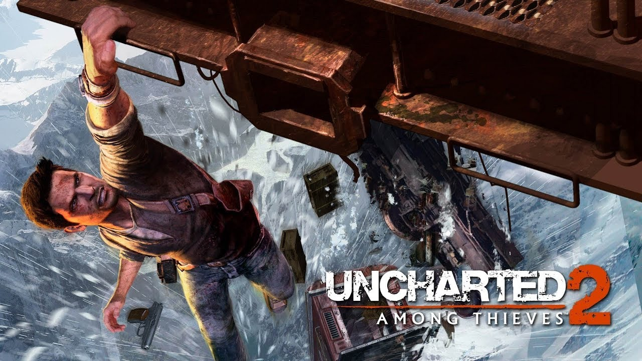 Uncharted 2: Among Thieves [LIVE /PS4] Gameplay Walkthrough (Nathan Drake Collection)
