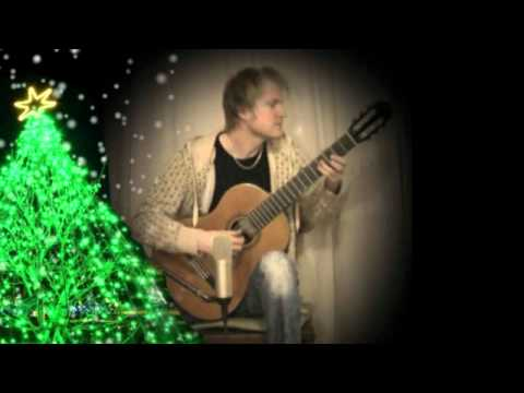 Henry Mancini - Two For The Road (Acoustic Classical Guitar Cover By Jonas Lefvert)