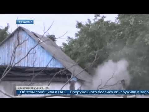 В Ингушетии удалось предотвратить теракт