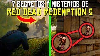 7 Secretos y Misterios Escalofriantes de Red Dead Redemption 2