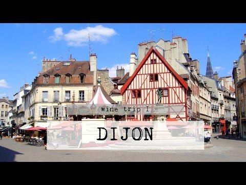 Wine Trip Part I - Dijon, France