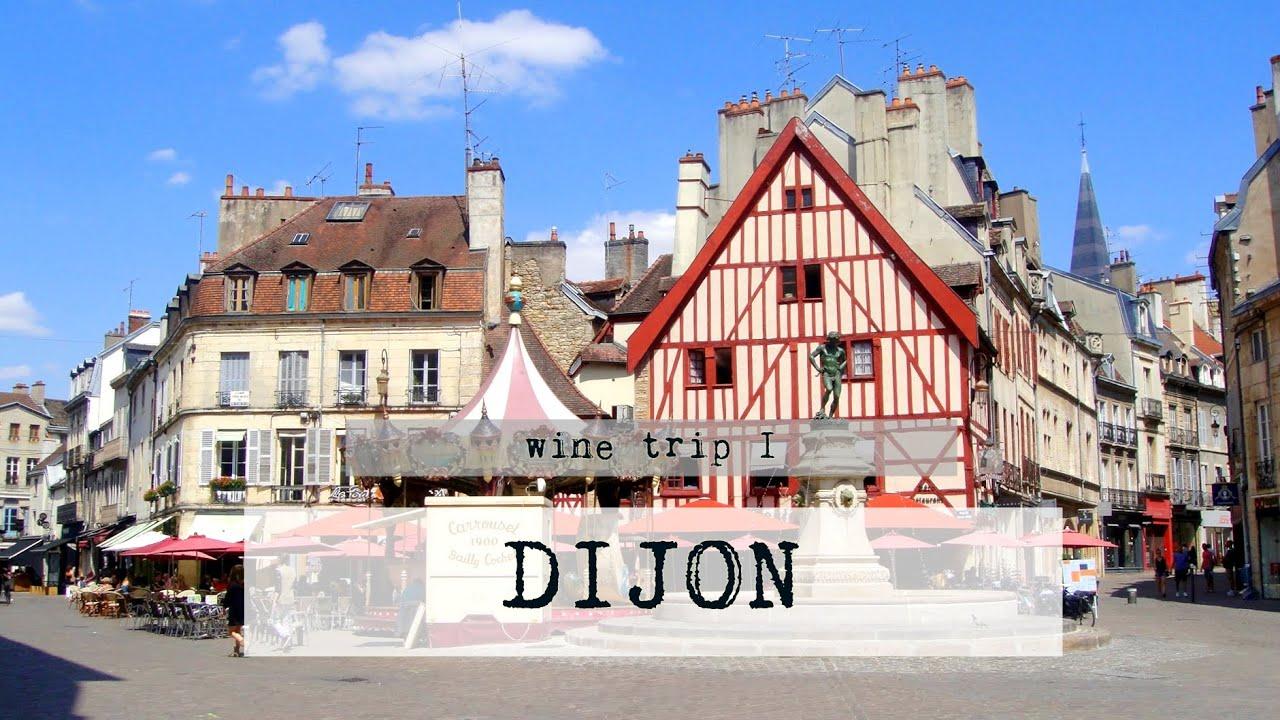 Wine trip part i dijon france youtube for Domon france