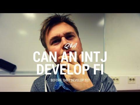 """Re: Ali Lea """"Can an INTJ develop Fi before Te?"""""""