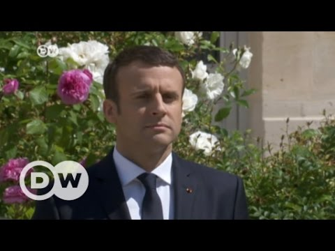 Can Macron reform France's labor laws? | DW English