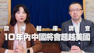 '21.01.26【觀點│財經起床號】蘇宏達教授談「歐洲智庫調查 10年內中國將會超越美國」