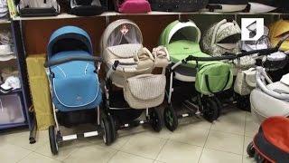 Утренний эфир / Выбор детской коляски
