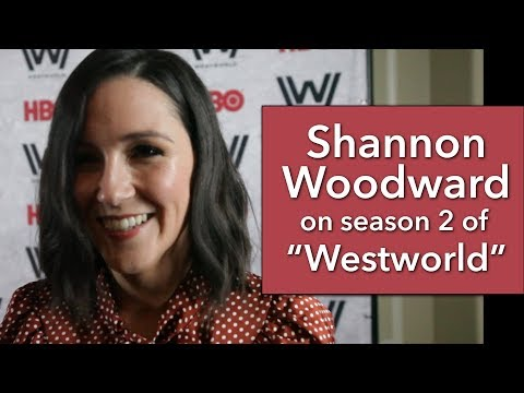 Shannon Woodward spills on 'Westworld' season two and Elsie's fate