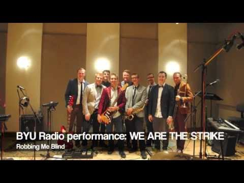 """We Are The Strike """"Robbing Me Blind"""" LIVE in-studio performance: H89"""