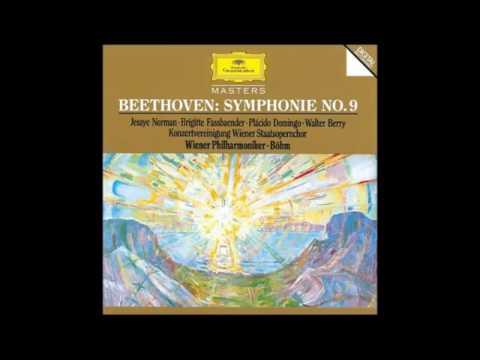 Beethoven: Symphony no. 9 in D minor, op. 125 - Karl Böhm & Wiener Philharmoniker