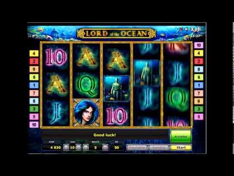 lord of the ocean игровой автомат