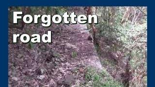 Lost farm road 日本の山に農道を放棄 - Abandoned Japan 日本の廃墟