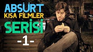 A.K.S. 1 - Simit - (Absürt Kısa Filmler Serisi) - Konu: Absürt komedi tarzında yayınlamakta olduğumuz ve yeni bölümlerini hala çekmekte olduğumuz Absürt Kısa Filmleri Serilerini (AKS) bu oynatma ...