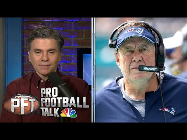Is Bill Belichick or Tom Brady more likely to get a statue?   Pro Football Talk   NBC Sports