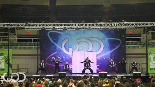 Blank Canvas (3rd Place) | World Of Dance Hawaii 2013 #WODHI