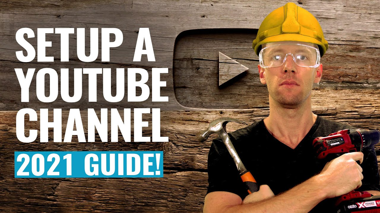 Download How To Create A YouTube Channel! (2021 UPDATED Beginner's Guide)