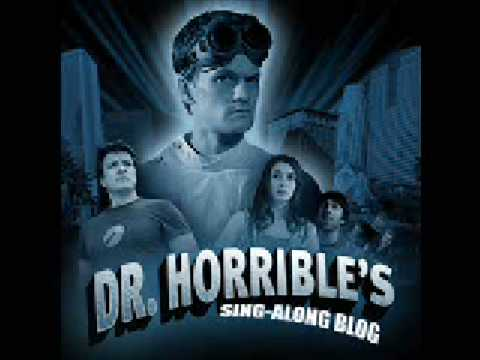 Dr Horribles Sing Along Blog - My Freeze Ray