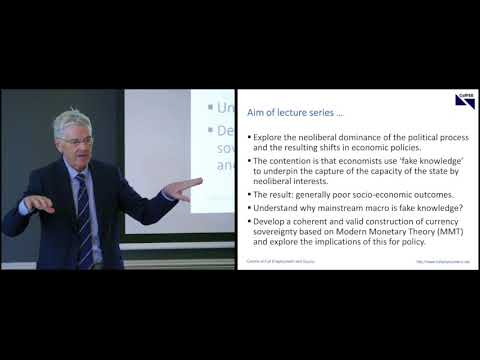 Professor William Mitchell - Helsinki, February 27, 2018