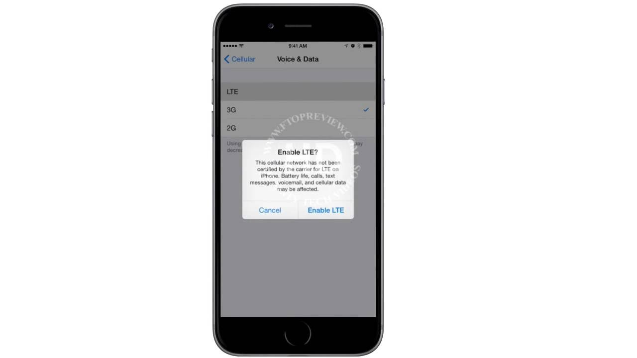 Iphone 6 Voicemail Notification Not Working - Airtel 4g iphone apn settings iphone create manually simple method internet apn youtube