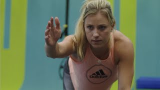 Angelique Kerber: How the gym has changed my tennis