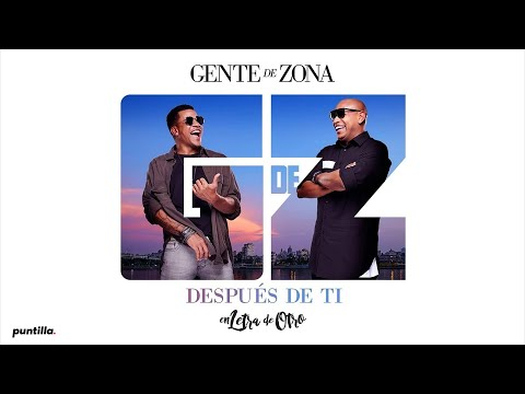 Gente de Zona – Después de Ti (Audio Cover) | En Letra de Otro – 4