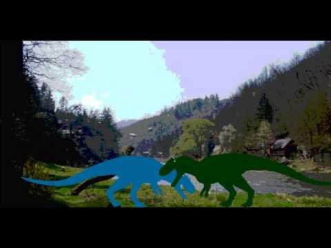 Download Creatceous Fight Arena: Tyrannotitan vs Sauroniops