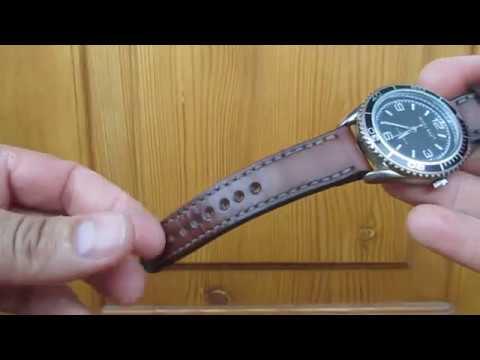 Самодельный ремешок для часов #2/Homemade Watchband # 2