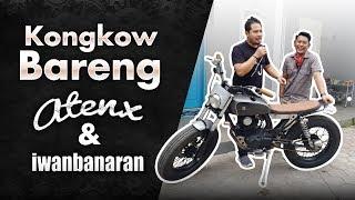 Kongkow Bareng Atenx Katros Feat. Iwan Banaran